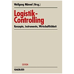 Logistik-Controlling - Buch