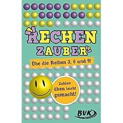 Rechenzauber - Übe die Reihen 3  6 und 9! (Kartenspiel)
