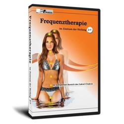 Frequenztherapie im Zentrum der Heilung 2/7 als Hörbuch CD von Jeffrey Jey Bartle