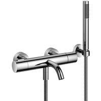Villeroy & Boch Wannen-Thermostat für Wandmontage, mit Schlauchbrausegarnitur 34234969-00