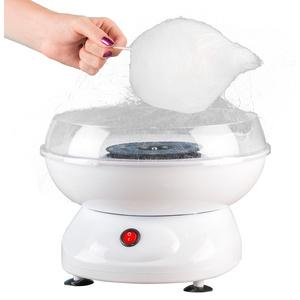 Zuckerwatte-Maschine mit spülmaschinenfesten Aufsätzen, 500 Watt