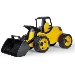Lena® Spielzeug-Radlader Giga Trucks, Aufsitz-Schaufellader Pro
