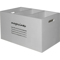 Home affaire Aufbewahrungsbox Magari, Magazinhalter