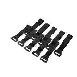 LogiLink Kabelbinder mit Klettverschluss, 10 Stk.