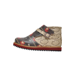 DOGO Little red Bootsschuh Vegan 37