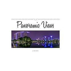 Panoramic views (Wall Calendar 2021 DIN A4 Landscape)