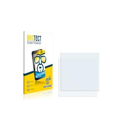 BROTECT Schutzfolie für Muster (A6), (2 Stück), Folie Schutzfolie klar