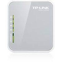 TP-LINK Technologies Wireless N 3G/4G Router (TL-MR3020)