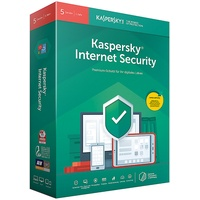 Kaspersky Lab Internet Security 2019 5 Geräte PKC ESD DE Win Mac Android iOS