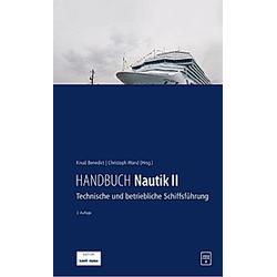 Handbuch Nautik II - Buch