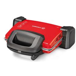 Korkmaz Kompakto Midi Toaster Rot A312-06