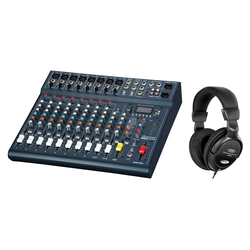 Studiomaster Club XS 12 Mischpult Set