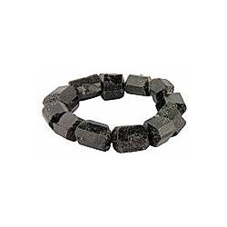 Armband Schörl-Kristalle