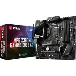 MSI Gaming MPG Z390M GAMING EDGE AC Mainboard Sockel Intel® 1151v2 Formfaktor Micro-ATX Mainboard-C
