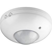 goobay IDA Passiver Infrarot-Sensor PIR Verkabelt Zimmerdecke Weiß