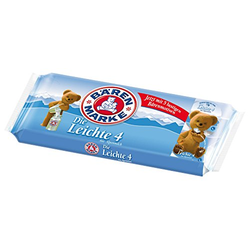 Bärenmarke - Die Leichte 4 Kondensmilch - 10x7,5g
