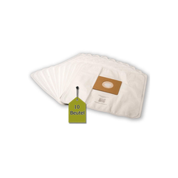eVendix Staubsaugerbeutel Staubsaugerbeutel kompatibel mit Superior FD 2014, 10 Staubbeutel + 1 Mikro-Filter, kompatibel mit SWIRL Y50, passend für Superior