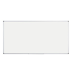 Bi-Office Whiteboard MAYA 240,0 x 120,0 cm emaillierter Stahl