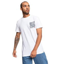 DC Shoes T-Shirt Sky Promo weiß L