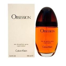 Calvin Klein Obsession Femme Eau de Parfum 100 ml