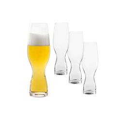 SPIEGELAU Glas Spiegelau Kraftbierglas 4er Set, Kristallglas