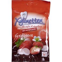 XYLINETTEN Erdbeere Bonbons 60 g
