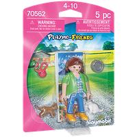 Playmobil Playmo-Friends Frau mit Katzenbabys 70562