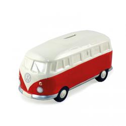 VW Bulli T1 Spardose rot