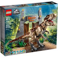 Lego Jurassic Park: T. rexs Verwüstung 75936