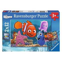 Ravensburger Puzzle Nemo, Der Kleine Ausreißer, 24 Puzzleteile bunt