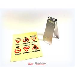 ABSIMA Miniatur Beschilderungs-Set (5 St.) / 2320092