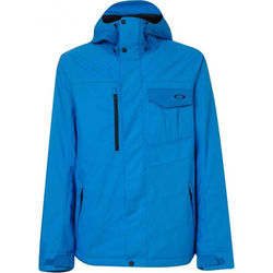OAKLEY DIVISION 3.0 Jacke 2021 nuclear blue - M