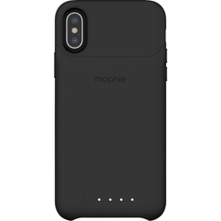 Mophie Juice Pack Zugang Apple iPhone Xs Rückseite Schwarz