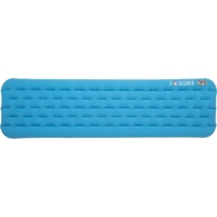 Big Agnes Insulated Q-Core Deluxe Schlafmatte Wide Long 64x198cm turquoise 2021 Isomatten türkis, 25x78