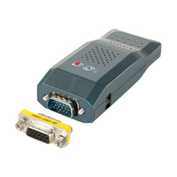 Lindy Wireless VGA Compact Projector Server - Präsentationsserver - Wi-Fi - 2.4 GHz