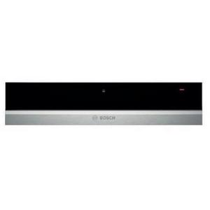 Bosch Edelstahl BIC630NS1 Wärmeschublade