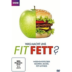 Was macht uns fit? Was macht uns fett?
