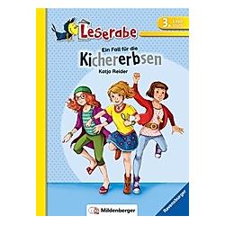 Ein Fall für die Kichererbsen. Katja Reider  - Buch