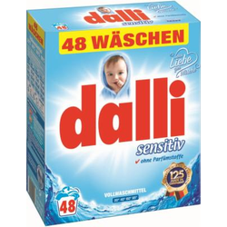 DALLI SENSITIV WASCHMITTEL