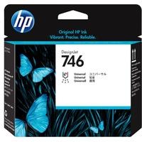 HP 746 (M, C, Y, BK, Druckkopf), Tinte