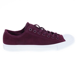 Schuhe CONVERSE - Chuck Taylor All Star Dark Sangria/Dark Sangria/White (DARK SANGRIA-WHITE) Größe: