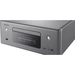 Denon RCD-N11DAB Audio-Receiver (Bluetooth, LAN (Ethernet), WLAN) grau