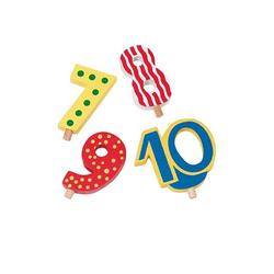 Goki - Zusätzliche Zahlen 7 8 9 10