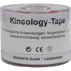 Kineology Tape rot 5mX5cm