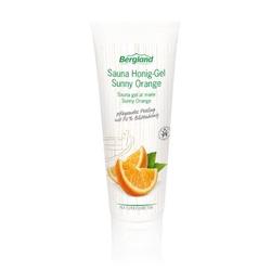 Bergland Sauna Honig Gel Sunny Orange żel do ciała  125 ml