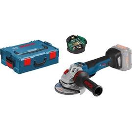Bosch GWS 18V-10 PSC Professional ohne Akku + L-Boxx 06019G3F0B