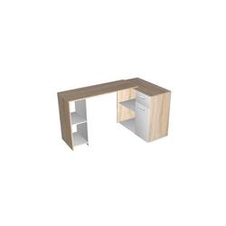 HTI-Living Regal-Schreibtisch Schreibtisch Open, Schreibtisch