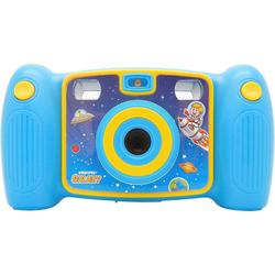 Easypix Kiddypix Galaxy Kinderkamera (Blende F2.6, fester Fokus, f=3.56mm, 5 MP)