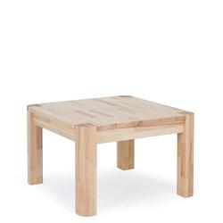 Sofa Beistelltisch aus Kernbuche Massivholz geölt