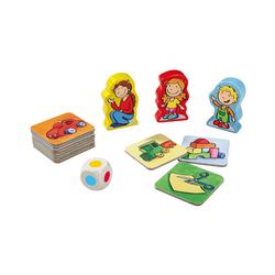 Haba Lernspielzeug HABA 4605 Ratz Fatz Kindergarten